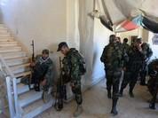 Chiến sự Aleppo: Quân đội Syria ồ ạt tấn công 3 quận đông nam, diệt hàng loạt phiến quân