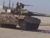 Quân đội Syria tấn công mãnh liệt đông Aleppo