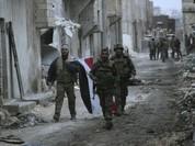 Chùm video chiến sự Syria: Hỏa lực trút thịnh nộ nghiền nát phiến quân Aleppo