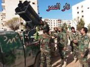 Video chiến sự Syria: Phá hủy sở chỉ huy phiến quân, kiểm soát sân bay Aleppo
