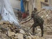 Chiến sự Aleppo: Quân đội Syria siết chặt thòng lọng, hàng loạt phiến quân ra hàng