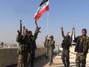 Quân đội Syria ào ạt tấn công phiến quân trên khắp các chiến tuyến (video)