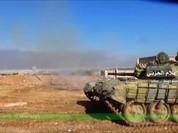 Chiến sự Aleppo: Quân đội Syria tốc chiến chiếm thêm 4 quận đông Aleppo (video)