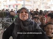 Video: Quân đội Syria giải phóng thành cổ Aleppo, di tản dân về khu an toàn