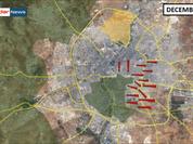 Chiến sự Aleppo sắp kết thúc, quân đội Syria chuẩn bị quét sạch phe thánh chiến (video)
