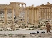 Thành phố Palmyra lại đối mặt với nguy cơ bị IS tấn công