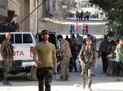 Video chiến sự Aleppo: Quân đội Syria giải cứu hàng chục nghìn dân