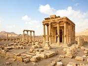 Quân đội Syria đối mặt nguy cơ thất bại tại Palmyra