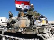 """Chiến sự Aleppo: """"Hổ Syria' tung hoành đoạt thêm một quận (video)"""