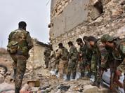Chiến sự Aleppo: Quân đội Syria bẻ gãy cuộc tấn công tuyệt vọng của phiến quân (video)