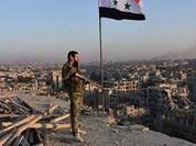 Video: Tử địa Aleppo ngày đầu sạch bóng phiến quân