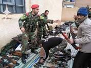 Chiến sự Syria: 600 phiến quân nộp vũ khí đầu hàng ở ngoại vi Damascus