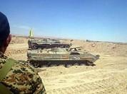 Trận chiến Palmyra: Quân đội Syria phản công, Hezbollah tăng binh lực chống IS