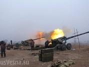Chiến sự Donbass: Quân Ukraine dùng chiến thuật Mỹ, giao tranh dữ dội tại Debaltsevo -Lugansk