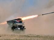 Chiến sự Palmyria: Máy bay Syria bị bắn hạ, tiêu diệt 50 phiến quân IS (video)