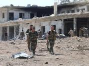 Chiến địa Aleppo: Quân đội Syria tiến vào 2 quận phía đông