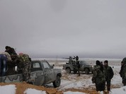 Video chiến sự Syria: Đấu súng ác liệt, hàng chục phiến quân IS nộp mạng