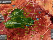 Chiến sự Syria: Giao chiến bùng phát ở ngoại vi Damascus, thủ lĩnh phiến quân nộp mạng