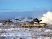 Chiến sự Ukraine: 40 lính Kiev tử trận nằm lại chảo lửa Debaltsevo (video)