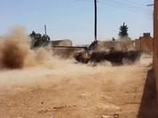 Phiến quân IS bất ngờ đánh chiếm 1 thị trấn trên vùng sa mạc tỉnh Homs