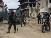 Chiến sự Syria: Phiến quân đầu hàng, giao nộp 3 làng trên cao nguyên Golan