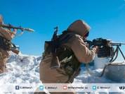 Lực lượng Hezbollah tăng cường phòng thủ trên dãy núi Qalamoun