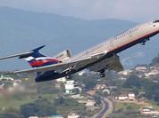 Máy bay Tu-154 Nga chở 92 người biến mất trên đường đến Syria