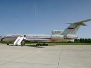 Tổng thống Nga trực tiếp theo dõi thảm họa máy bay Tu-154