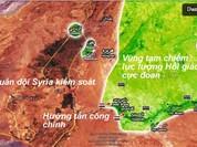 Quân đội Syria tấn công lớn, quyết dẹp tan phe thánh chiến tây Damascus