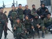 Quân đội Syria đập tan cuộc tấn công của IS vào sân bay Kweires