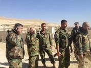 Chiến sự Syria: Pháo đài phiến quân ngoại vi Damascus hạ vũ khí đầu hàng