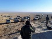 Không quân Nga – Syria không kích dữ dội IS trên chiến trường Palmyra