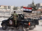 Chùm video Syria: Ác chiến với phiến quân trong băng tuyết, Aleppo lại phát hiện kho vũ khí khủng
