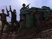 Quân đội Syria đánh bật IS khỏi cao điểm gần sân bay chiến lược