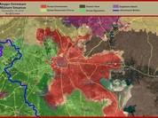 Đại thắng Aleppo, quân đội Syria càn quét tiếp mục tiêu nào