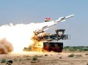 Quân đội Syria tập kích tên lửa, diệt hàng loạt phiến quân thánh chiến
