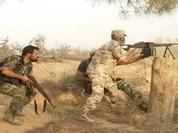 Ác chiến với IS trên chiến trường Deir ez Zor (video)