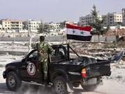 Chiến sự Syria: Syria dồn quân dứt điểm ngoại vi Damascus, tàu sân bay Nga tái xuất (video)