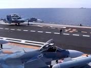 Chiến cuộc Syria: Nga tự tin rút tàu sân bay, bớt binh lực