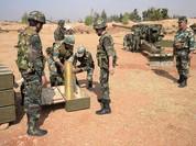 Quân đội Syria tấn công mãnh liệt, chuẩn bị giải phóng nguồn nước ngoại ô Damascus (video)