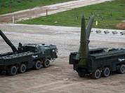 """Chiến sự Syria: Vệ tinh phát hiện Nga triển khai """"hung thần"""" Iskander"""