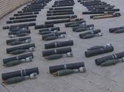 Quân đội Syria thu giữ số lượng lớn vũ khí của Pháp tại căn cứ phiến quân
