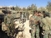 Chiến sự Syria: Chính quyền và phiến quân ngừng bắn lần 2 ở ngoại vi Damascus