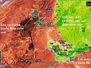 Quân đội Syria đập tan phiến quân, chấm dứt khủng hoảng ở Damascus (video)