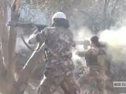 Nguy cơ lớn đe dọa Deir ez Zor, IS tiến sát vào sân bay quân sự