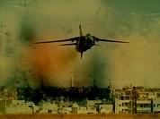 """Không quân Nga ồ ạt """"dọn đường"""" cho quân đội Syria tấn công IS"""