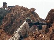 Phiến quân IS tấn công tổng lực, bão lửa ở Deir ez Zor