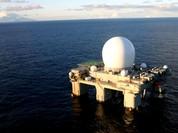 Mỹ tung radar chiến lược theo dõi Triều Tiên thử tên lửa (video)