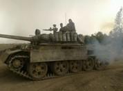Chiến sự Syria: IS tấn công dữ dội Deir ez Zor, bao vây sân bay chiến lược