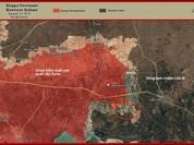 """""""Hổ Syria"""", Vệ binh cộng hòa giải phóng một cứ điểm ở đông Aleppo"""